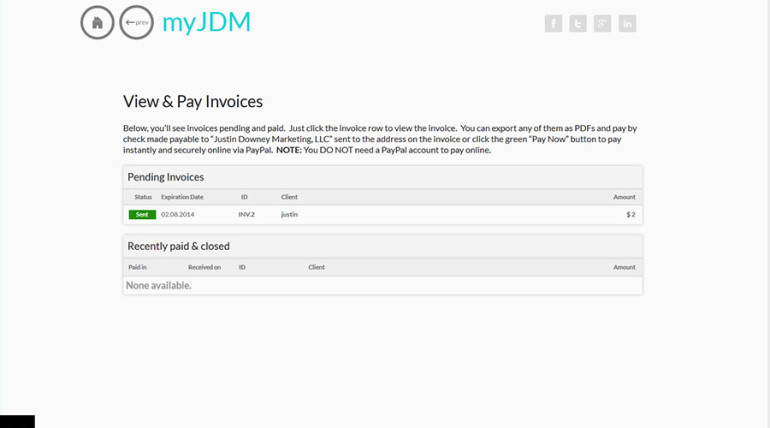 JDM version 5