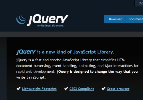 jQuery, What IS it?